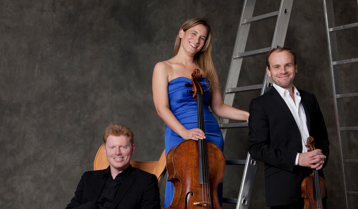 Leonore Piano Trio at The Royal Concert Hall
