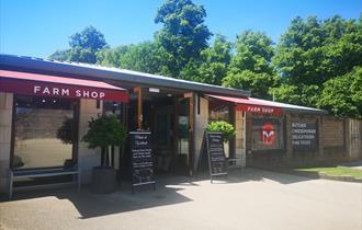 Welbeck Farm Shop