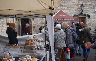 Winterfest: Thoresby Arts and Crafts Fair, Nottinghamshire
