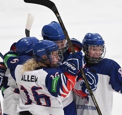 Women's International Ice Hockey