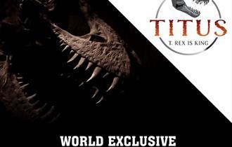 Titus T. rex is King