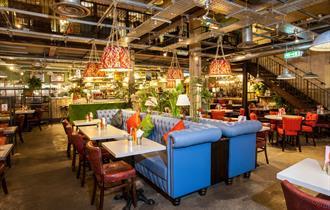 Bill's Restaurant, Nottingham