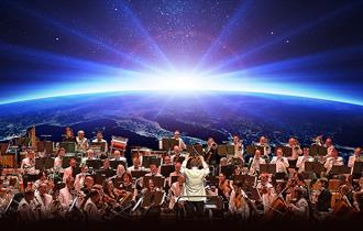 London Concert Orchestra performing.