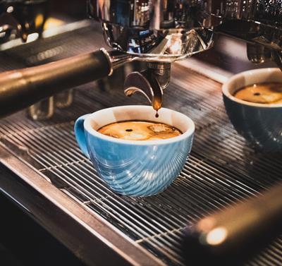 200 Degrees Coffee Shop, Flying Horse Walk
