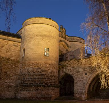 Nottingham Castle, credit: Tracey Whitefoot and Nottingham Castle Trust