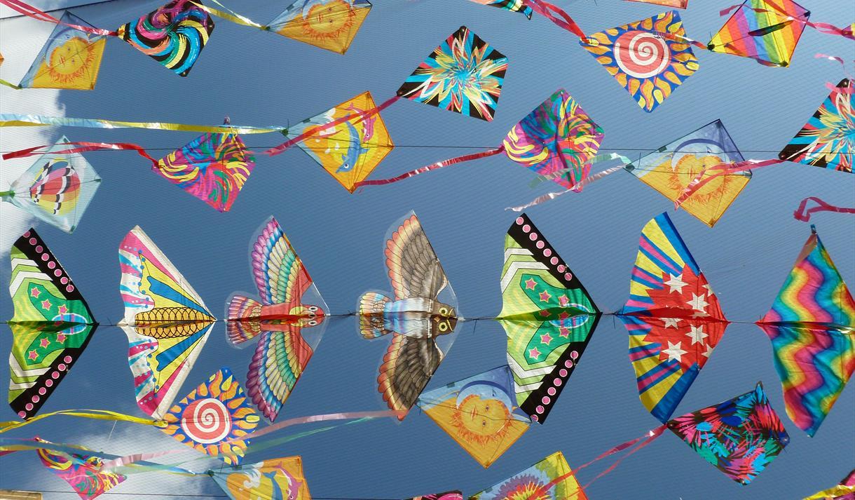 Notts Go Fly a Kite– Part of Nottstopping Festival