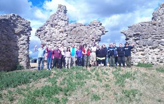 Sherwood Forest Archaeological Training Fieldschool 2021