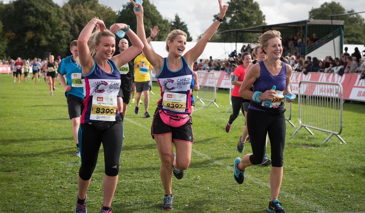 Robin Hood Marathon Events 2021