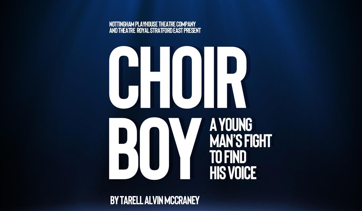 Choir Boy - Cancelled