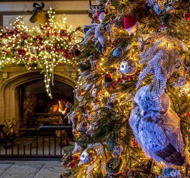 Christmas at Belvoir, Belvoir Castle