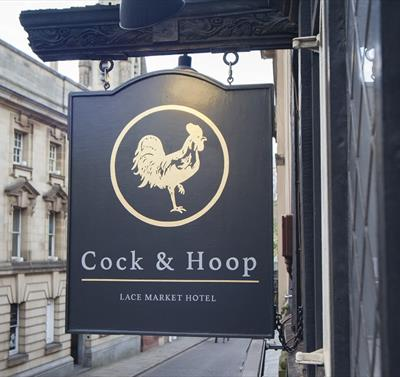 Cock and Hoop Pub | Visit Nottinghamshire