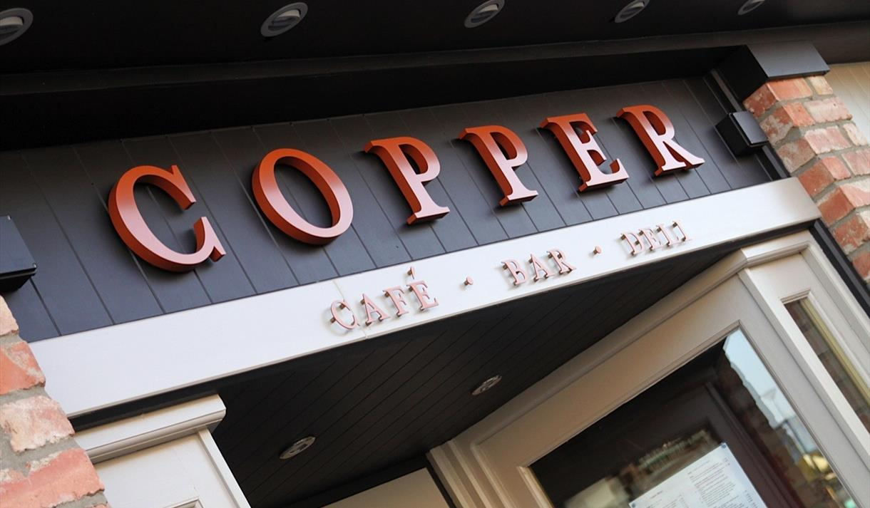 Copper Cafe Bar, West Bridgford