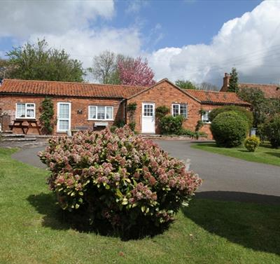 Rose and Sweet Briar Cottages