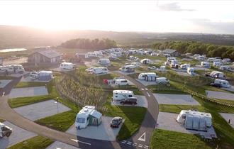 Waleswood Caravan and Camping Park, Nottinghamshire
