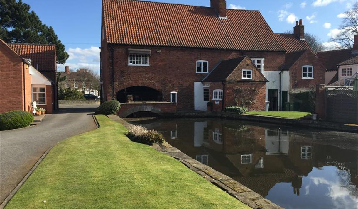 Ollerton Watermill  & Teashop