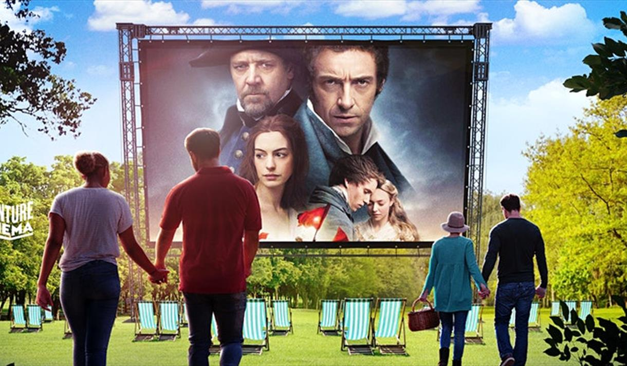 Les Miserables - Outdoor Cinema 2021 at Wollaton Hall