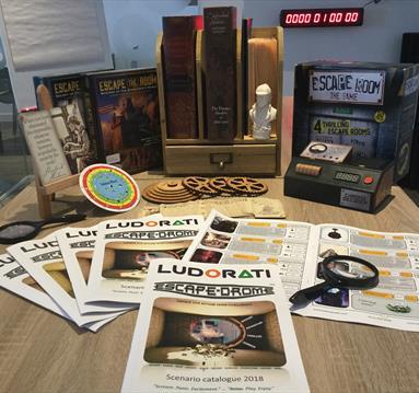 Ludorati Game Centre and Escape Rooms