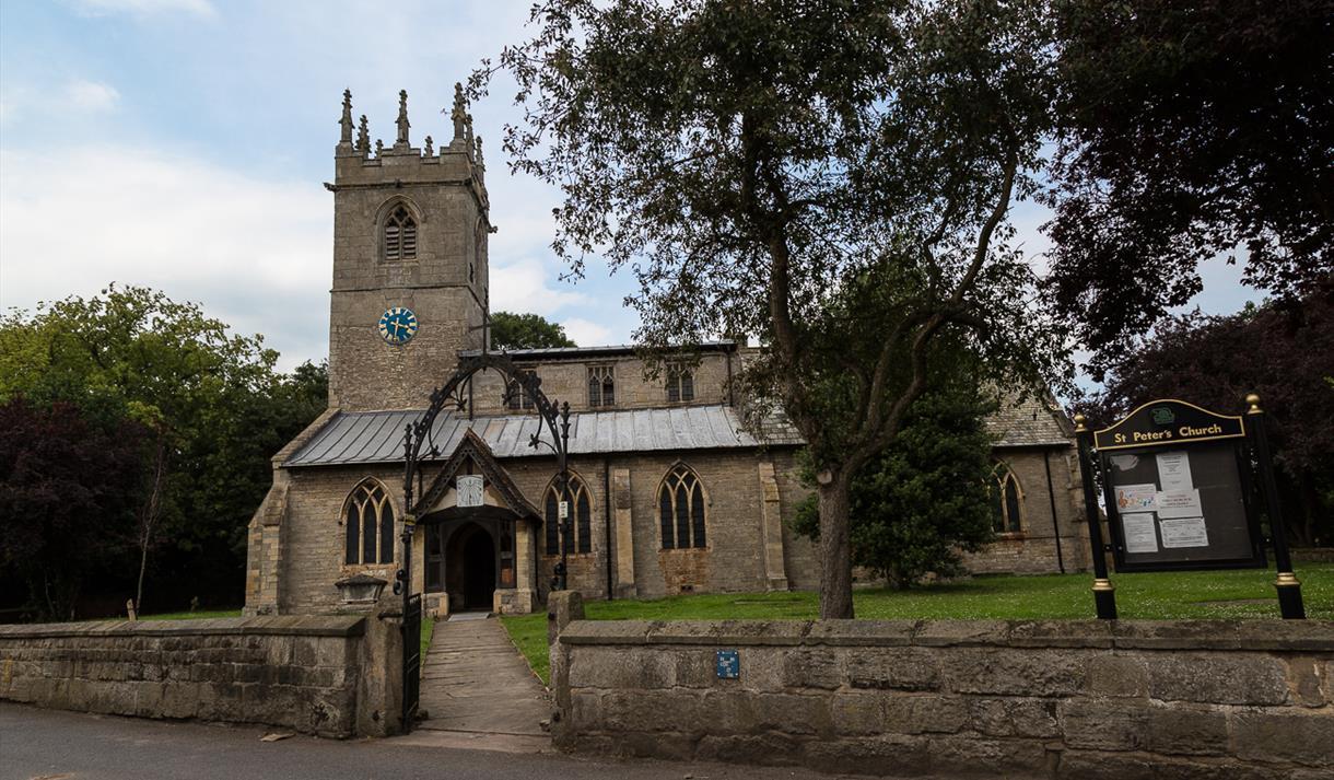 St Peter's Church Clayworth