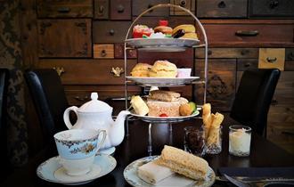 Josephine's Tea Room and Cafe