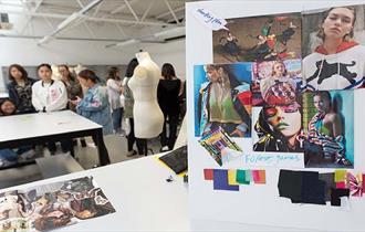 International Fashion Branding and Design - Short Course at NTU, Nottingham Trent University