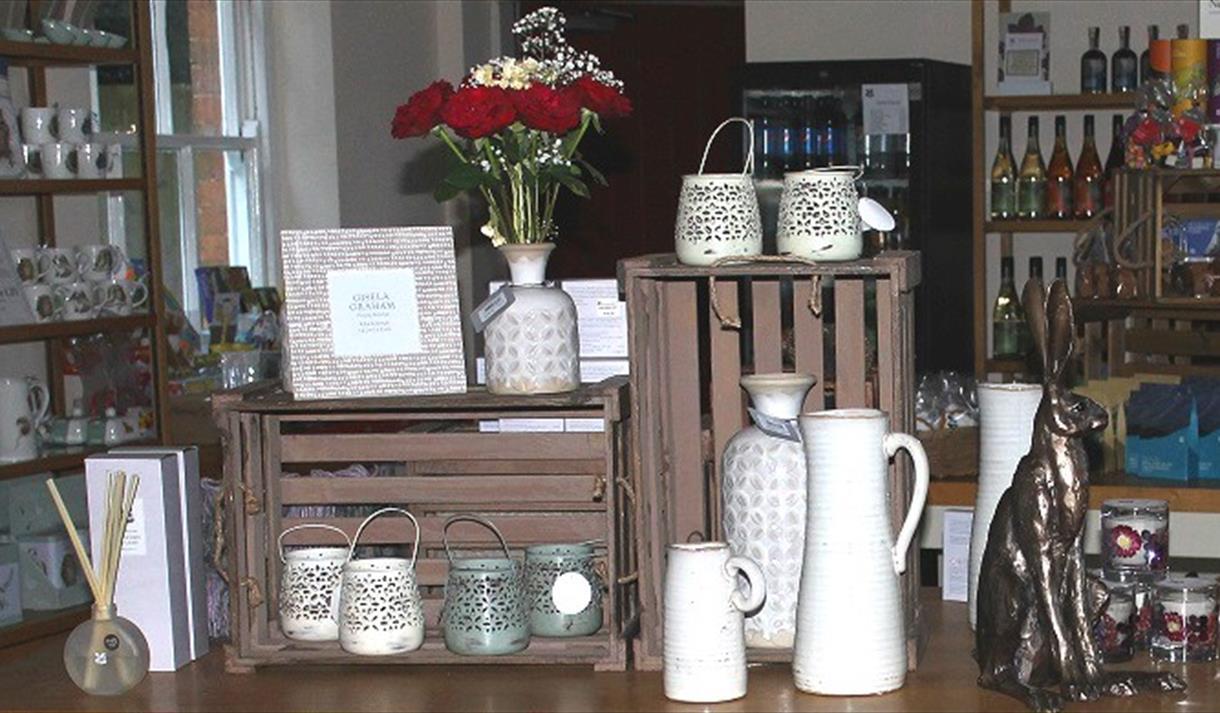 Laundry Cottage Shop Visit Nottinghamshire