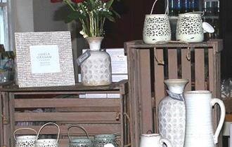 Laundry Cottage Shop Visit Nottinghamshire
