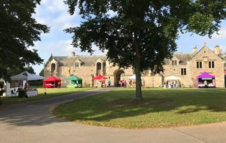 Craft & Artisan Food Markets at Thoresby Park