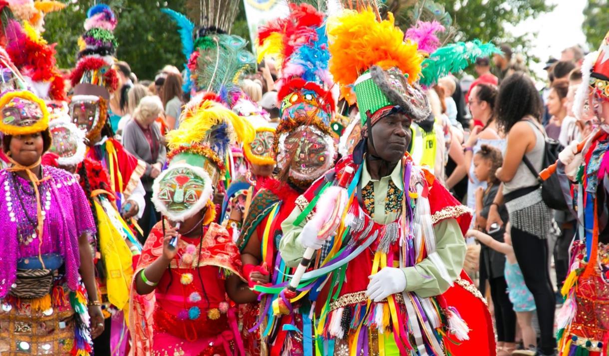 Nottingham Carnival 2020 - Online
