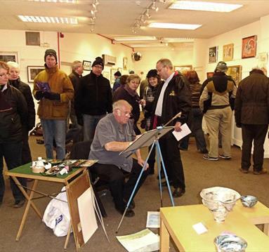 Nottingham Society of Artists Gallery, Nottingham