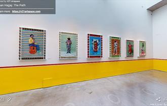 Hassan Hajjaj: The Path - Virtual Exhibition at New Art Exchange