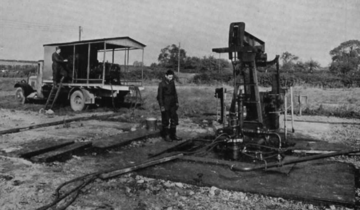 Dukes Wood Oil Field Museum, Nottingham