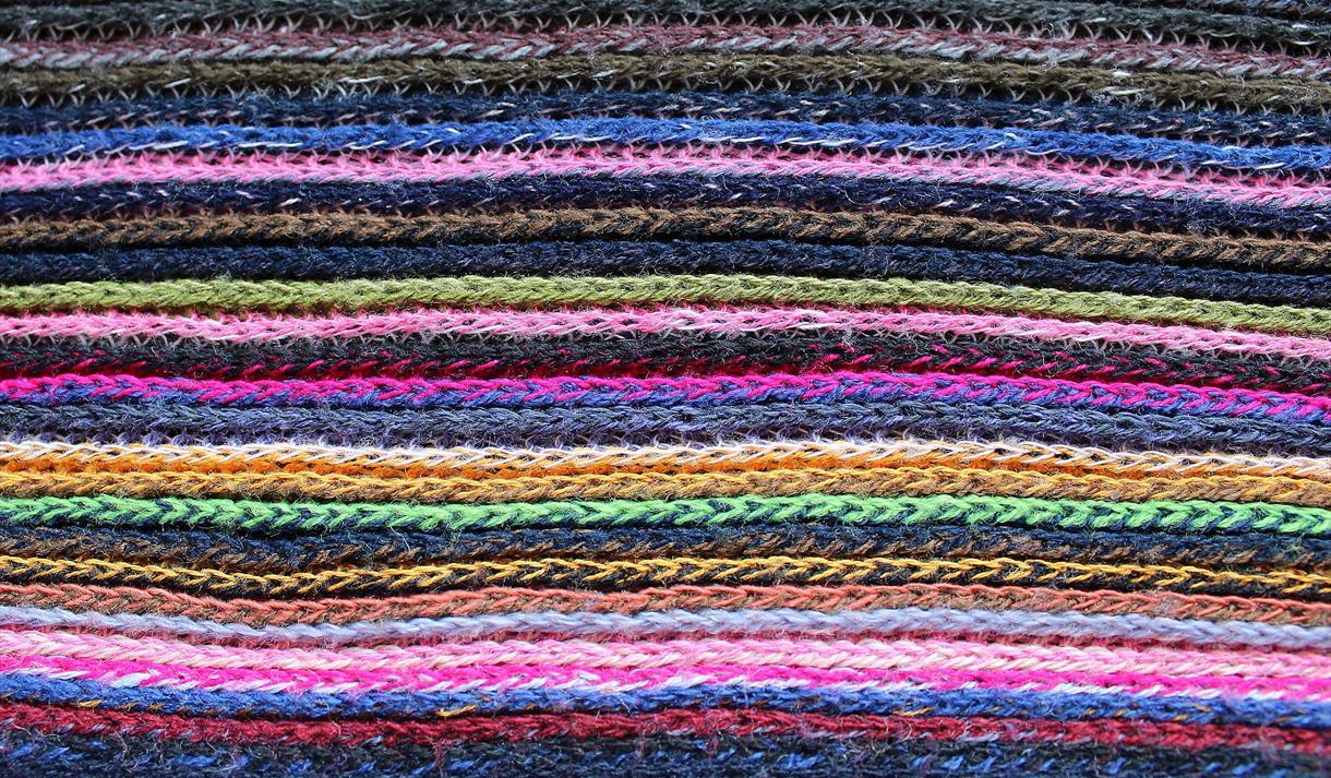 Textiles Workshop - Summer Scarf