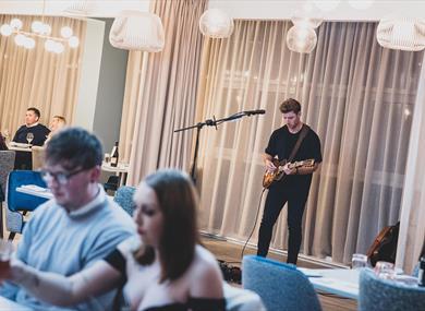 Tapas and Acoustic Night at Spotlight Bar & Restaurant