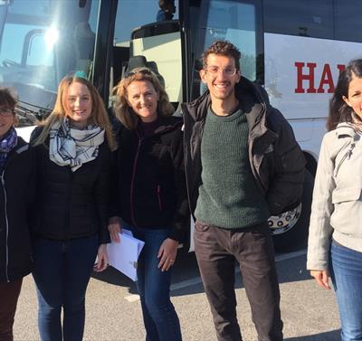 Nottingham Host Families