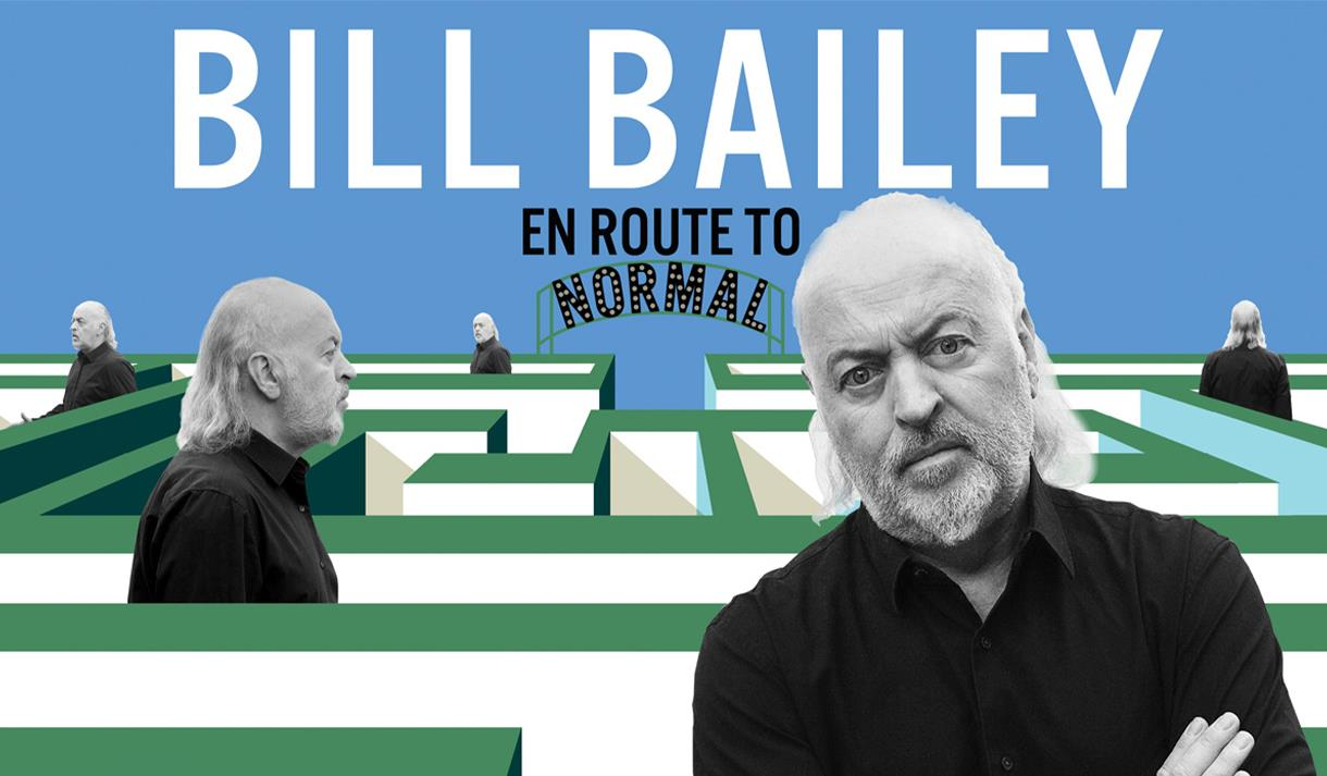Bill Bailey: En Route to Normal Tour