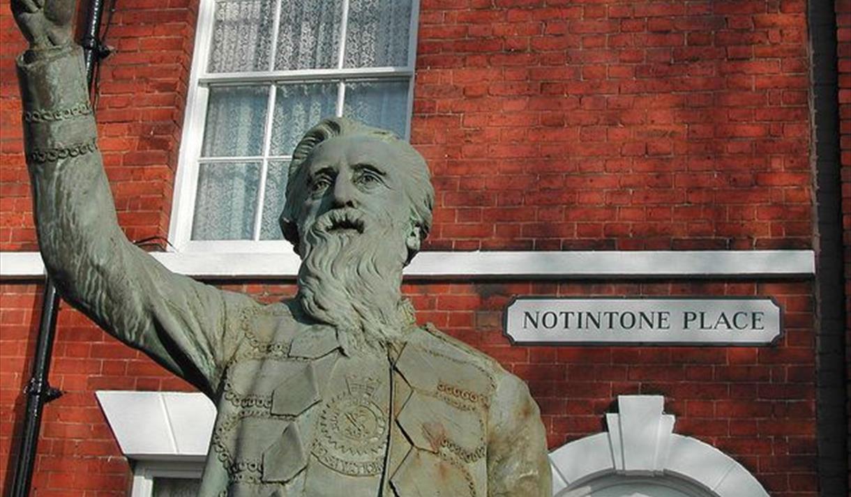 William Booth Statue