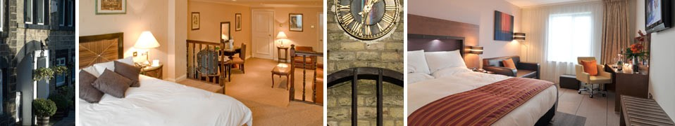 A selection of accommodation images in Oldham