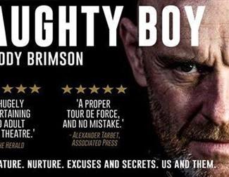 Off the Rails Comedy Club - Naughty Boy. A Play by Eddy Brimson