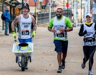Milltown  Races - Oldham Half Marathon 2020