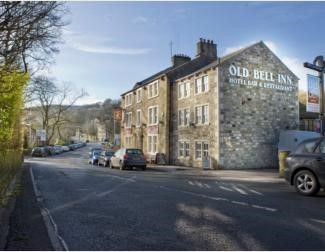 The Old Bell In Delph