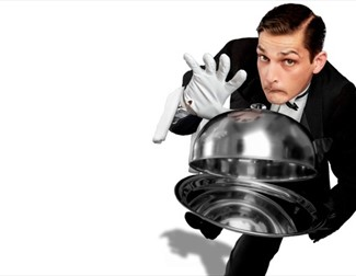 CANCELLED: Jeeves & Wooster in Perfect Nonsense: Oldham Coliseum Theatre