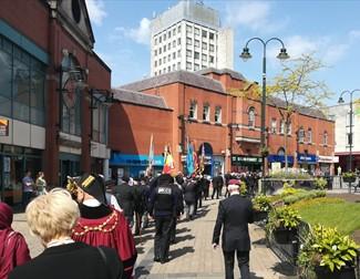 Mayoral Civic Procession & Service