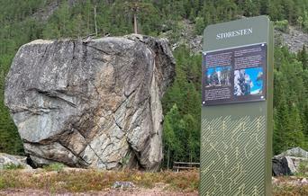 Oterstein - Storesten i Rendalen