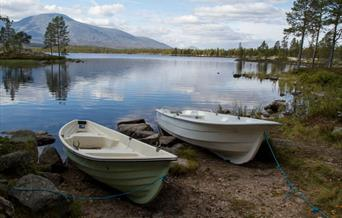Utleie motorbåter, Rendalen kommuneskoger