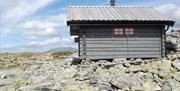 Vardebua, Renåfjellet 1028 m.o.h.