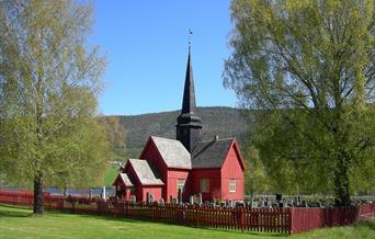 Ytre Rendal kirke
