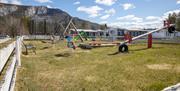 Lekeplass Atna Camping