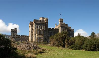 1. Lews Castle and Museum