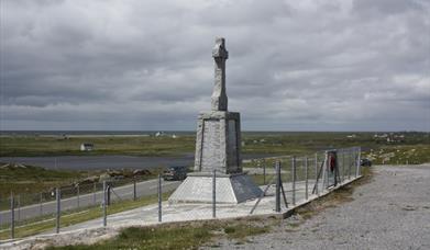 South Uist War Memorial