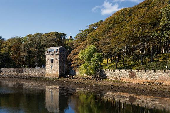 2. The Boatman's Tower